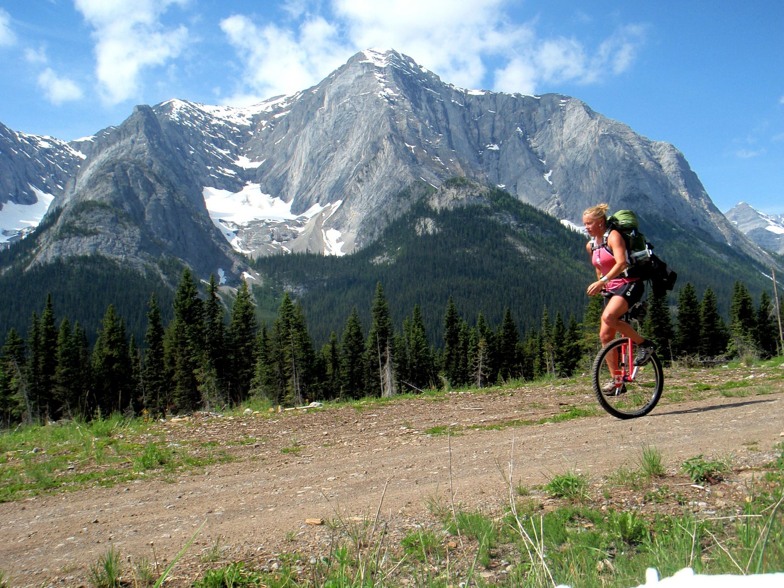 banff trail map with 2009 Great Divide Mountain Bike Route on Berg lake topo map as well Trail Maps together with Find A  munity further Hiking To Plain Of Six Glaciers Lake likewise Chamonix.